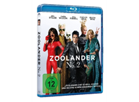 Zoolander No. 2, Blu-ray