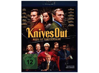 Knives Out - Mord ist Familiensache, 1 Blu-ray