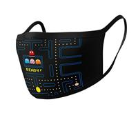 Pyramid International Pac-Man Face Masks 2-Pack Maze Ready