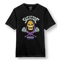 PCM Masters of the Universe T-Shirt Skeletor X-Staff Size L
