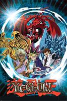 Pyramid International Yu-Gi-Oh! Poster Pack Unlimited Future 61 x 91 cm (5)