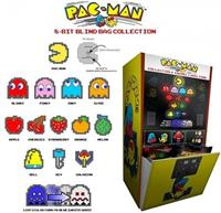 Bandai Namco Pac-Man 8-Bit Enamel Pin Collection Pin