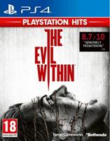Bethesda The Evil Within (Playstation Hits)
