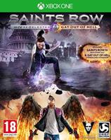 Deep Silver Saints Row 4 Re-Elected + Gat out of Hell
