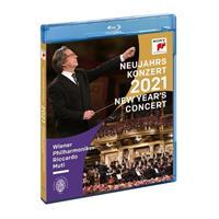 Wiener Philharmoniker - New Years Concert 2021