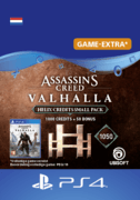 ubisoft Assassin's Creed Valhalla - Klein pakket Helix-punten (1050) - ps4