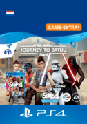 electronicarts De Sims  4 Star Wars : Journey to Batuu Game Pack - ps4
