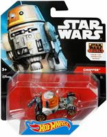 Hotwheels Hot Wheels Star Wars Chopper Character Car