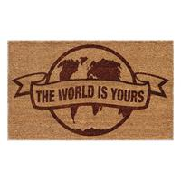 SD Toys Scarface Doormat The World Is Yours 40 x 60 cm