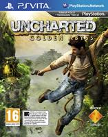 Sony Computer Entertainment Uncharted Golden Abyss
