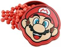 Mario Head Tin Candies