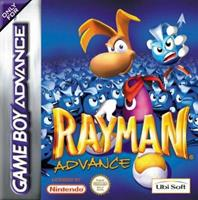 Ubisoft Rayman Advance