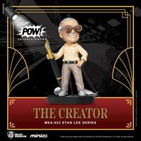 Beast Kingdom Toys Stan Lee Mini Egg Attack Action Figure Stan Lee The Creator 8 cm