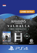 ubisoft Assassin's Creed Valhalla - Basispakket Helix-punten (500) - ps4