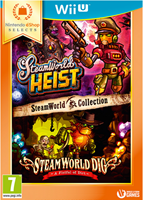 Nintendo Steamworld Collection ( eShop Selects) (verpakking Duits, game Engels)