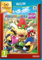 Nintendo Mario Party 10 ( Selects) (verpakking Duits, game Engels)