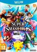 Super Smash Bros (verpakking Duits, game Engels)
