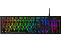 hyperx Alloy Origins RGB Mechanisch Gaming-toetsenbord - US Qwerty -  Blue Switch