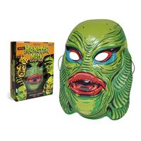 Super7 Universal Monsters Mask Creature from the Black Lagoon (Green)
