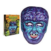 Super7 Universal Monsters Mask Wolf Man (Blue)