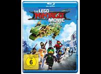 The LEGO Ninjago Movie, 1 Blu-ray