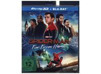 Spider-Man: Far from Home 3D, 2 Blu-ray