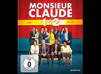 Monsieur Claude und seine Töchter 1+2, 2 Blu-ray