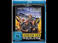 Geheimcode Wildgänse Cinema Treasures Blu ray