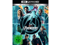 The Avengers - 4K+2D (2 Disc)