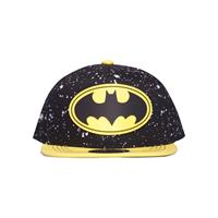 Difuzed Batman Snapback Cap Bat Symbol