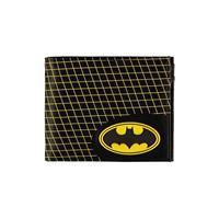 Difuzed Batman Bifold Wallet Grid