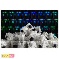 Glorious PC Gaming Race Glorious PC Gaming Race GAT-BLACK. Kleur van het product: Zwart, Aantal per verpakking: 120 stuk(s), Fabrikant: Gateron. Land van herkomst: China