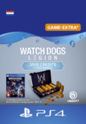 ubisoft WATCH DOGS: LEGION - 4550 WD CREDITS PACK - ps4