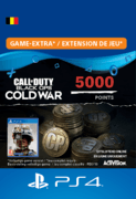 activision 5000 Call of Duty: Black Ops Cold War Points - ps4