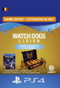 ubisoft WATCH DOGS: LEGION - 7250 WD CREDITS PACK - ps4