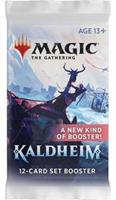 Wizards of the Coast Magic the Gathering TCG Kaldheim 12 Card Booster Pack