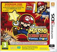 Nintendo Mario vs Donkey Kong Tipping Stars (Download Code) (verpakking Duits, game Engels)