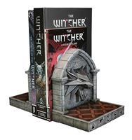 The Witcher 3: Wild Hunt Bookends The Wolf 20 cm
