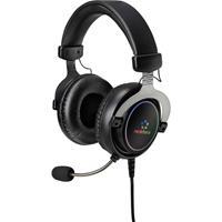 Renkforce RF-GH-300 Gaming headset USB Kabelgebonden Over Ear Zwart