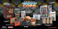 Retro-Bit Undercover Cops Collector's Edition
