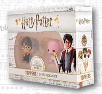 PMI Harry Potter Toppers 2-Pack Wizarding World 4 cm