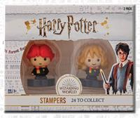 PMI Harry Potter Stamps 2-Pack Wizarding World 4 cm