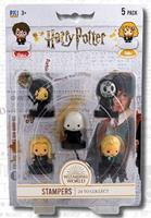 PMI Harry Potter Stamps 5-Pack Wizarding World 4 cm