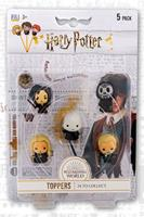 PMI Harry Potter Toppers 5-Pack Wizarding World 4 cm