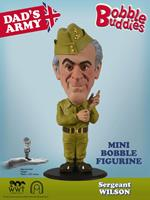 BIG Chief Studios Dad's Army Bobble-Head Sergeant Wilson 8 cm