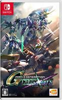 Bandai Namco SD Gundam G Generation Cross Rays