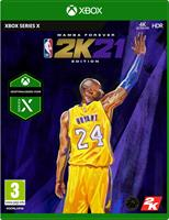 2K Games NBA 2K21 Mamba Forever Edition
