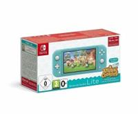 Switch Lite (Turquoise) + Animal Crossing New Horizons