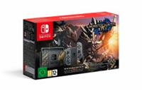 Nintendo Switch (2019 upgrade) - Monster Hunter Rise Edition