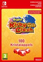 Nintendo Super Kirby Clash 100 Gem Apples